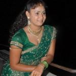 Amrutha Valli Half Saree Hot Stills