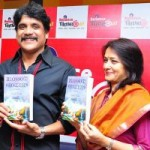Nagarjuna Amala @ Blossom Showers Launch