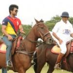 Hyderabad Polo Final Match Stills