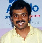 Karthi @ Apollo Hospitals Rose Day Celebrations Stills