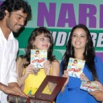 Madatha Kaja Audio Release Gallery