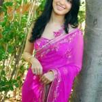 Tamanna Saree Cute Stills