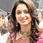 Tamanna Cute Saree Pictures