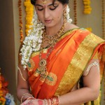 Anushka In Traditional Saree Photo Gallery
