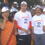 Balakrishna @ Breast Cancer Awareness Walk Stills