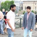 Engeyum Kadhal On Location Stills