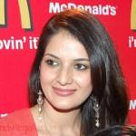 Actress Ruthika @ McDonald's Hyderabad Cartoon Carnival Stills