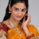 Yamini Sharma Latest Saree Stills