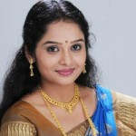 Actress Advaitha in Saree Pics