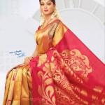 Anushka Chennai Silks Vivaha Ad Posters