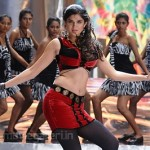 Deeksha Seth Hot Pics in Wanted