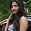 Dhanshika Latest Cute Photos Stills @ Aravaan Press Meet