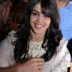 Genelia Cute Pics @ Velayutham Movie Launch