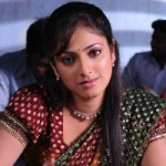 Pilla Zamindar Actress Haripriya Half Saree Stills