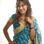 Madalasa Sharma Saree Photoshoot Stills