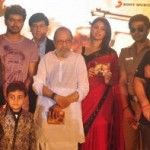 Osthi Movie Audio Release New Photos