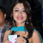 Payal Ghosh @ Samsung Showroom