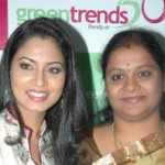Pooja Launches 50th Green Trends Salon
