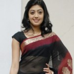 Pranitha Hot Saree Stills