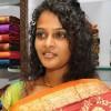 Sonia Deepti Saree Stills @ Tarangini Sarees Showroom Launch