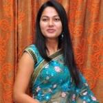 Actress Suhasini Saree Photos