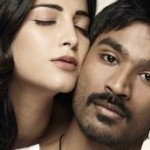 Dhanush Shruti Hassan 3 Movie Stills