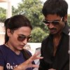 3 Movie Working Stills Aishwarya Dhanush Shruti Hassan