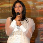 Actress Anjali @ Shopping Mall Audio Release