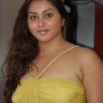 Namitha Hot in Jaganmohini Press Meet