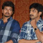 Velayudham Movie Success Meet Stills