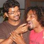 Velayutham Success Party @ Vijay Home Stills