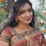 Actress Aamani in Saree Pictures