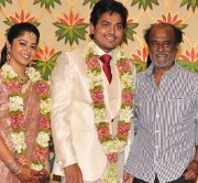 Celebs @ Sakthi Smrithi Wedding Reception Stills