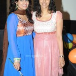 Chinmayi Ghatrazu, Nishanthi Evani @ ATM Movie Audio Release Stills