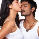 Dhanush Shruthi Hot in 3 Movie First Look Stills