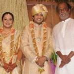 Actor Dushyanth Wedding Reception Stills