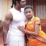 Ramana Richa Sinha @ Gandhi Kanakku Movie Stills