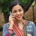 Ishq Actress Nithya Menon Cute Pics