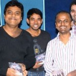 AR Murugadoss releases Kamban Kazhagam Audio CD