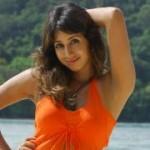 Actress Sanjana Hot Stills