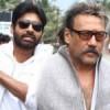 Panja Movie Working Stills Pawan Kalyan Jackie Shroff