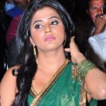 Priyamani Saree Stills in Kshetram Audio Launch