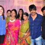 Celebs @ Puri Jagannath Daughter Pavithra's Half Saree Function