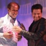 Rajnikanth @ Bhishma the Grandsire Show