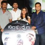 Sangarshana Audio Launch Stills