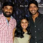 Sangarshana Movie Press Meet Stills