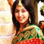 Sanjana Galrani Hot in Saree Stills