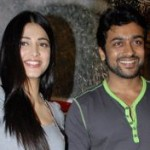 Suriya Shruti @ Seventh Sense Success Meet