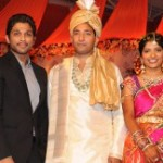 Shyam Prasad Reddy Daughter Deepthi Wedding Stills