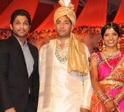 Shyam Prasad Reddy Daughter Deepthi Wedding Stills Photos